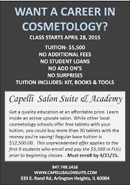 hair capelli salon suite u0026 academy