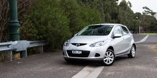 mazda new 2 mazda 2 old v new comparison second generation maxx v third gen