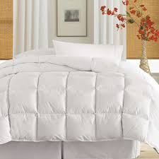 bedroom white blanket mattress with down alternative comforter