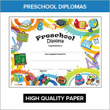 preschool diploma diploma for preschool besik eighty3 co