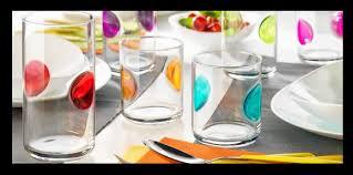 bicchieri colorati bormioli coloriamo l estate con bormioli sapori news