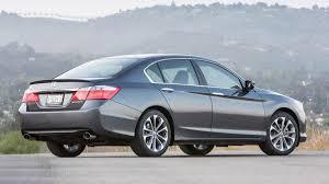 2013 honda accord sport sedan review notes a quieter midsize