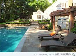 15 ideas for modern and contemporary lounge chairs in pools home