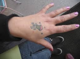 latest tattoo designs on hand hand tattoo u2013 mind blowing heart design on hand for girls