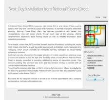 national floors direct company profile owler