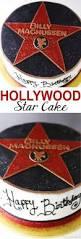hollywood walk of fame star cake mom loves baking