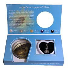 pearl wish necklace images Sterling silver wish pearl apple charm jewelry kit jpg