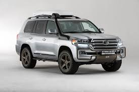 2017 toyota land cruiser prices sema edition trd landcruiser 200 series revealed why