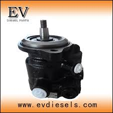 power steering pump 10pe 10pd 10pc engine parts 12pe 12pd 12pc