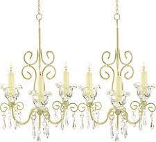 Chandelier Centerpieces Candelabra Wedding Centerpiece Ebay