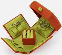 necklace gift case images China cloth ring jewel box wooden storage box paper necklace box jpg