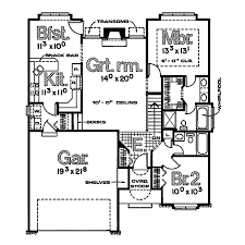 traditional house floor plans borden lake narrow lot home plan 026d 0521 house plans and more