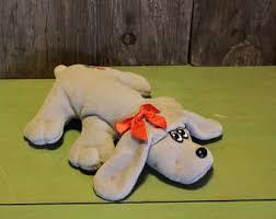 Nostalgia Home Decor Stuffed Animal Dog Etsy