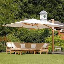 Largest Patio Umbrella Lovable Large Patio Umbrellas Cantilever Umbrella With Sunbrella
