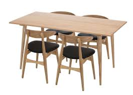 scandinavian dining table for 695 00 5 off for members