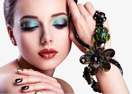Make Up Jewelry