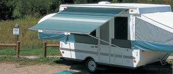 Rv Awning Covers Folding Camping Trailer Carefree Of Colorado
