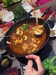 fondue vietnamienne cuisine asiatique fondue vietnamienne cuisine asiatique 100 images dégustation de