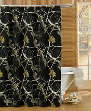 Camo Bathroom Accessories by Camouflage Shower Curtains Ebay