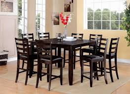 counter height dining chairs steve silver company mn600cc new tall