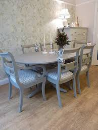 Marvelous Painted Dining Tables And Chairs  For Your Dining Room - Painted dining room tables