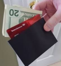 3d printed credit card loyalty card business card wallet by