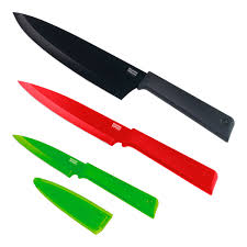 essential kitchen knives colori knives set prep essential box black colori