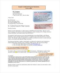 how to write a business proposal cover letter