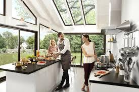 cuisine dans veranda design d intérieur modele de veranda contemporaine best salon