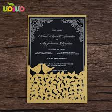 online get cheap handmade invitation card design aliexpress com