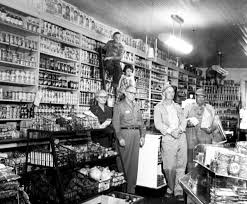 40 stunning old photos general store store and history