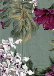 Upholstery Fabric Hawaii Kahua Sage Bark Cloth Upholstery U0026 Drapery Fabric Bird Of