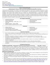 It Job Resume by It Resumes Examples It Resume Samples For Experienced