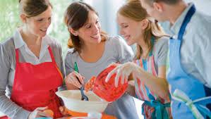 atelier savoir faire ou cours de cuisine gratuit tuppdrine