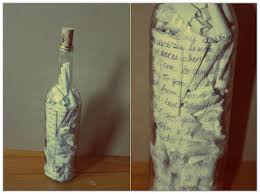 Diy Message In A Bottle Kate Callahan Message In A Bottle Diy