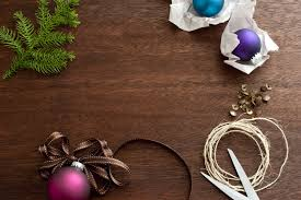 photo of christmas crafts background free christmas images