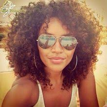 weave on short afro hair kinky curly hairstyles for afro american girls kinky curly hair