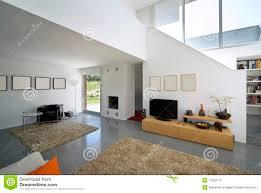 modern brick house interior modern brick house stock photo image 11362770