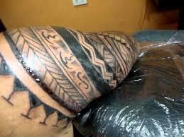 filipino tattoo tribal manila philippines 09179337730 youtube