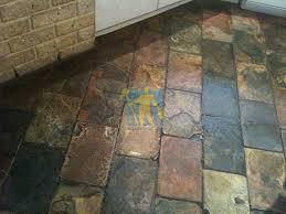 slate tile flooring in kitchen inspiration home designs