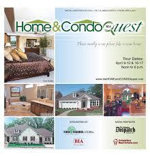 Epcon Communities Floor Plans Bia 2011 Home U0026 Condo Quest Tour By The Columbus Dispatch Issuu