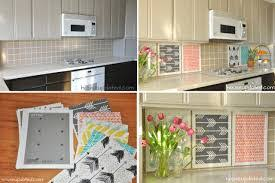removable kitchen backsplash kitchen astonishing kitchen backsplash for renters removable