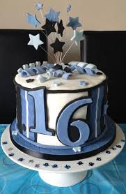 birthday ideas for 16 year boy image inspiration of cake and