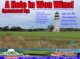 cape cod hole in one insurance prize description