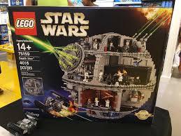 lego wars 75159 ucs revealed photos brick