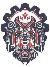 Indian Art Tattoo Designs Best 25 Haida Tattoo Ideas Only On Pinterest Haida Art Native