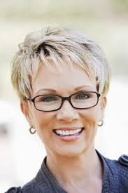 ideas about short hairstyles for women over 50 round face cute