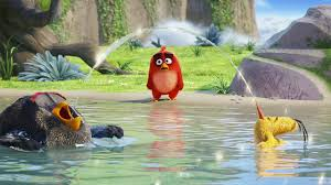 angry birds movie 2016 front row central front row central