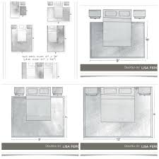 How To Measure For An Area Rug Bedroom Area Rugs Rug Size For King Bed Area Rug Dimensions Small