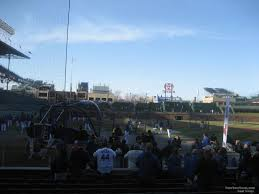 Chicago Cubs Seat Map by Wrigley Field Section 26 Chicago Cubs Rateyourseats Com